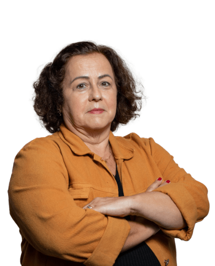 Prof.ª Alice Nascimento Rocha Moura, PhD.