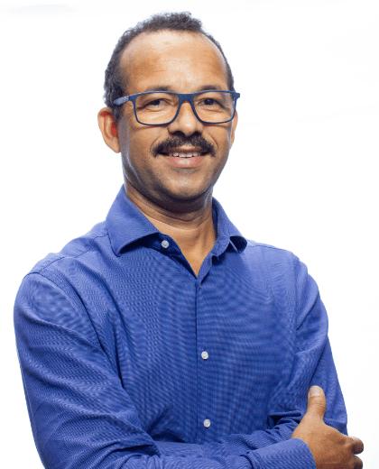 Prof. Gilson Viana da Silva, Dr.