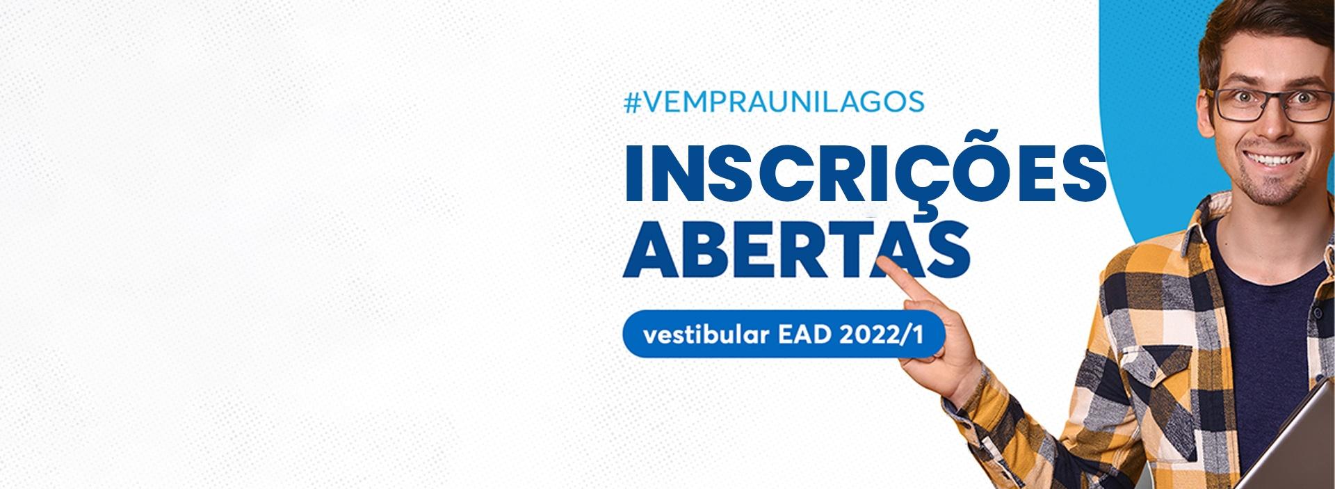 Vestibular EAD 2022-1